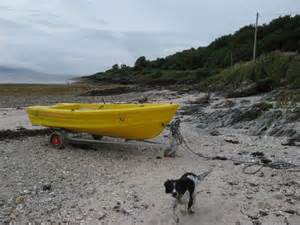 boat trailer ireland beach with boat trailer 169 jonathan wilkins cc by sa 2 0