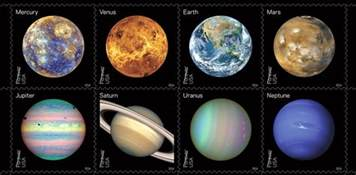 what colors are the planets your favorite planet may soon turn up in the mail