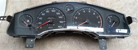 1992 Toyota Speedometer Dash Dashboard Tacho Speedo Speedometer Kombiinstrument