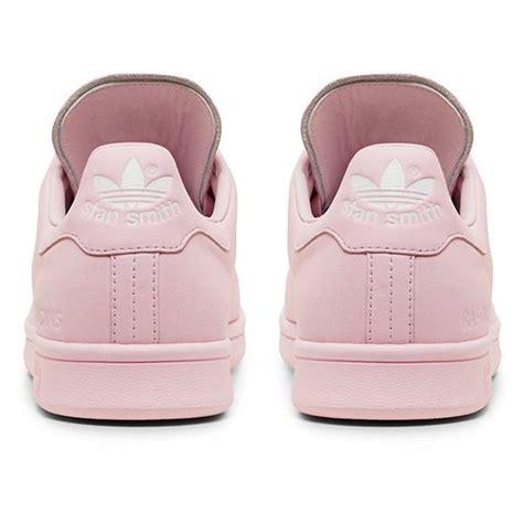 light pink adidas originals raf simons x adidas originals stan smith light pink low
