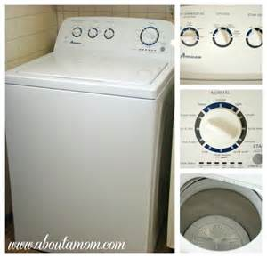 High Efficiency Clothes Dryer Doing Laundry The Right Way With My Amana High Efficiency
