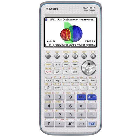 calcolatrice casio casio graph 90 e mode examen graph 90 e mode examen
