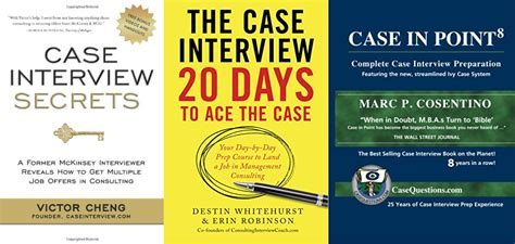 Mba Consulting Casebooks by Book List 2 Consulting Books Channelsonline