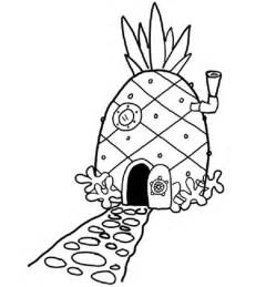 baby spongebob coloring pages printable kids colouring pages