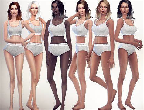 cc sims 4 female skin s club s4models