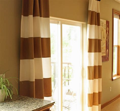 beige and white striped curtains beige and white striped curtains itaparica curtain white
