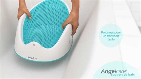 How To Support A Bathtub by Angelcare Bath Support