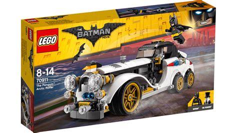 Lego 70911 The Penguin Arctic Roller Batman 70911 the penguin arctic roller products batmanmovie