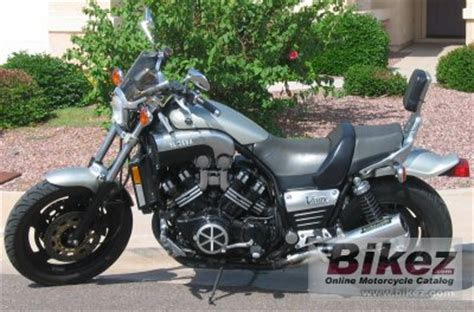 1997 yamaha v max 1200 specifications and pictures
