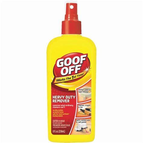 oz klean strip fg goof  heavy duty remover
