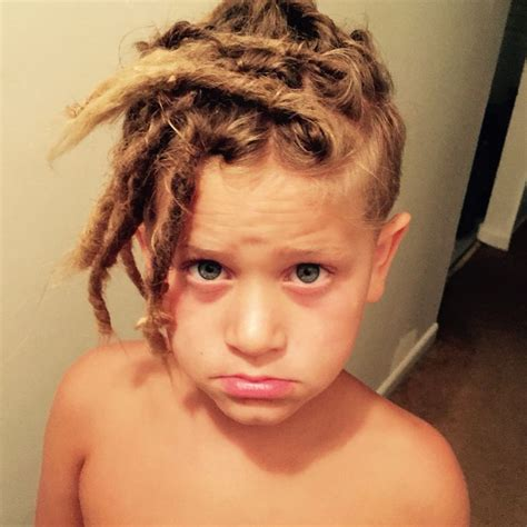 shaved sides with dreads 88 best style dreadlocks children images on pinterest