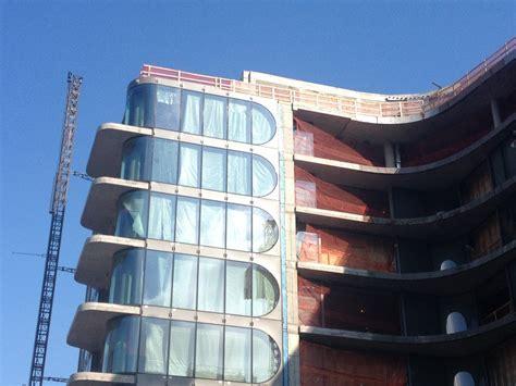 Hi Line Sheds by 520 West 28th Zaha Hadid New York Condo E Architect