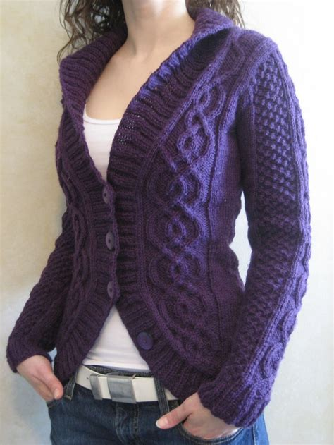 pattern cable knit sweater blackberry cabled cardigan pattern by alexandra charlotte