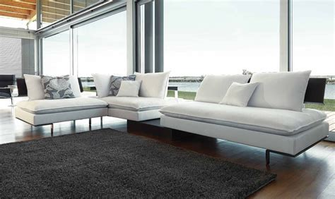 sofas small living rooms types of best small sectional couches for small living