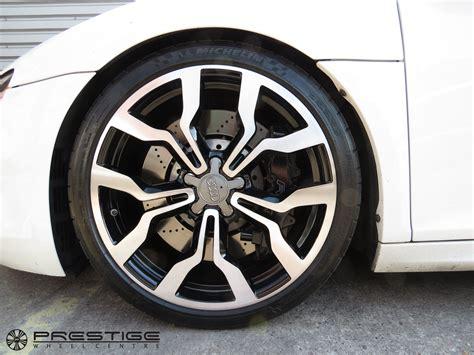 audi r8 wheels audi r8 v10 alloy wheel customisation at prestige wheel
