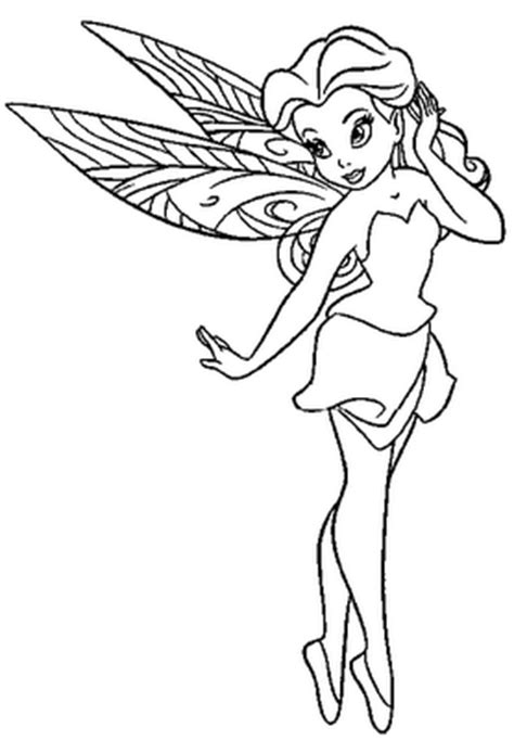 coloring pages rosetta 6 printable fairy rosetta coloring pages