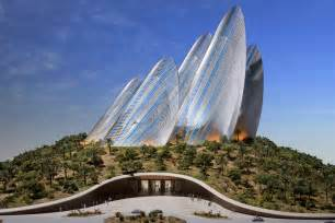 Museum Abu Dhabi Zayed National Museum Norman Foster Arch2o