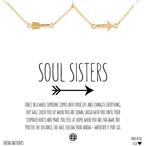 friendship bracelet heart inside a heart true love here soul sisters arrow necklaces best friends sisters