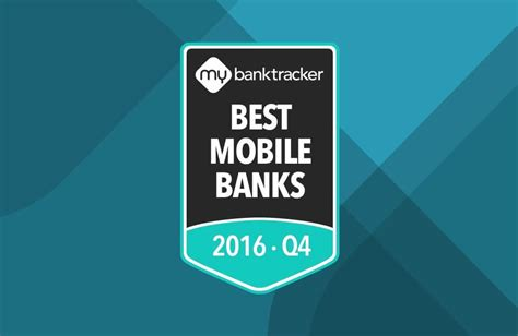 best bank mobile announcing the mybanktracker bank awards for fall 2016