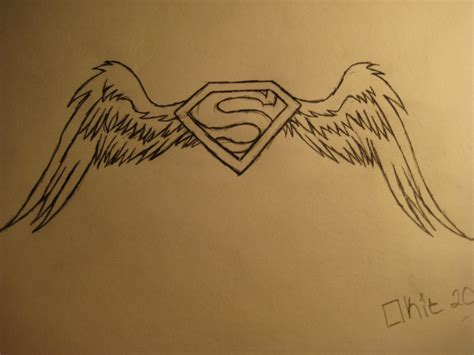 superman henna tattoo superman wings tattoos i like