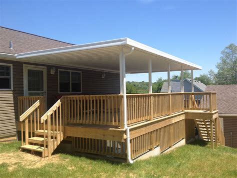 quality aluminum patio covers kits 032 sizes