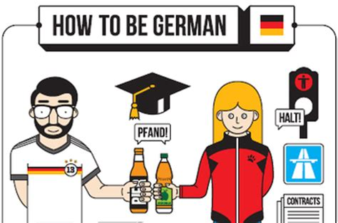 German Butterfly Meme - how to be german in 20 easy steps part 1