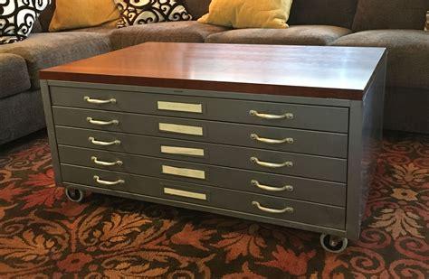 flat file coffee table flat file coffee table ideas roy home design