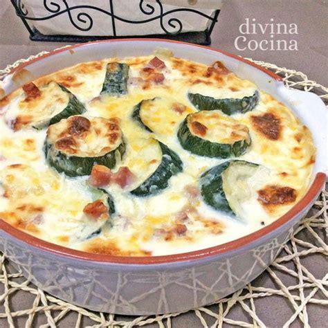 recetas de cocina horno receta de calabacines al horno f 225 ciles divina cocina