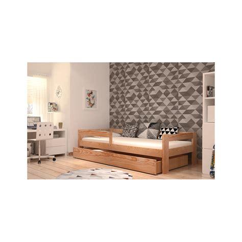 matelas tiroir lit lit en pin avec tiroir maison design wiblia