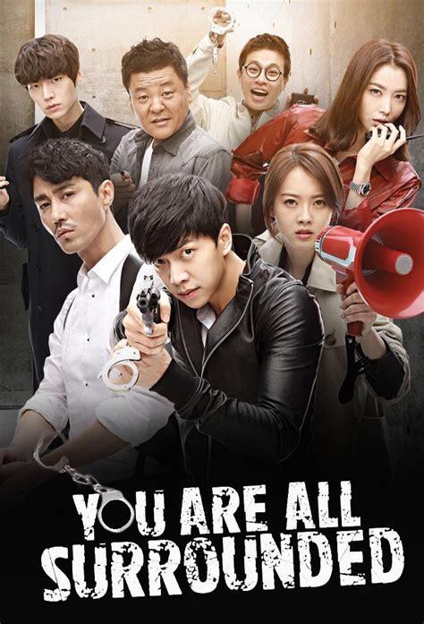 Drama Korea You Re All Surrounded 1000 images about korean dramas dramas coreanos on