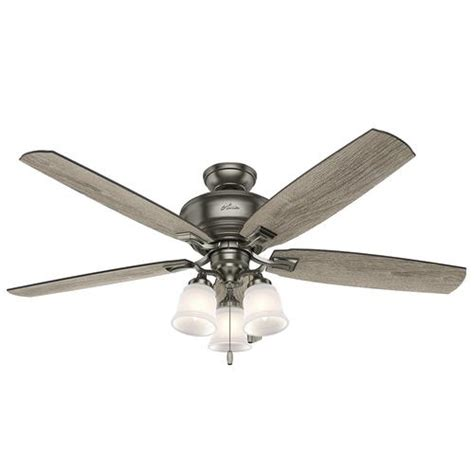 menards ceiling fans with remote millican 58 quot antique pewter ceiling fan with light