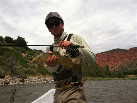 fly fishing colorado s roaring fishing with a part ii colorado fly fishing