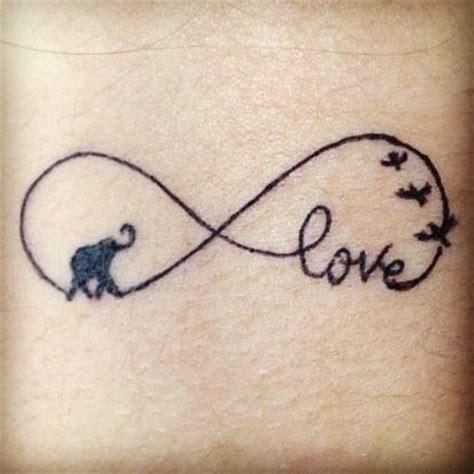 infinity tattoo on lower back infinity symbol tattoo on back of neck photo 1 tattoo