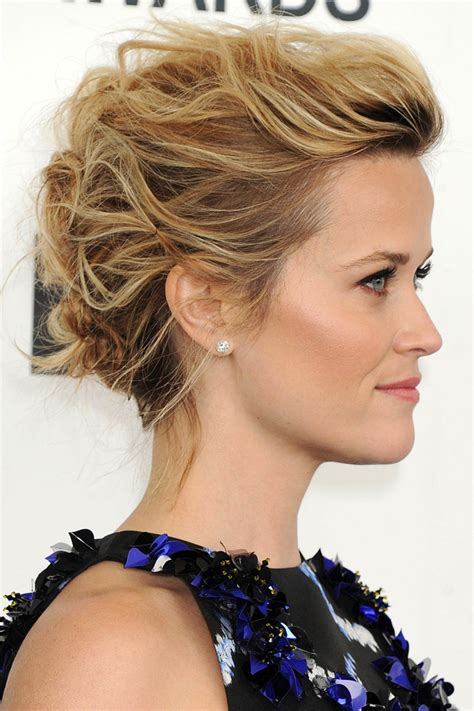 hair 5 amazing updos for all hair lengths magazine