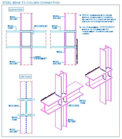 steel column section steel profiles detallesconstructivos net