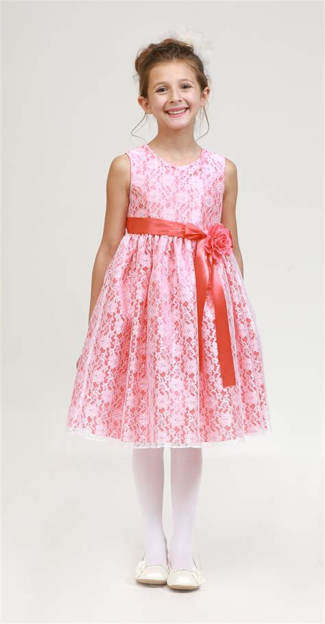 Dress Valerie valerie coral dress puddlescollection