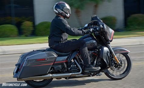 hd review 2018 harley davidson cvo glide review ride