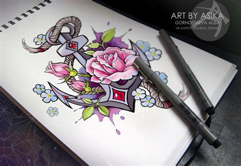 tattoo new school designs flash new school by asikaart on deviantart
