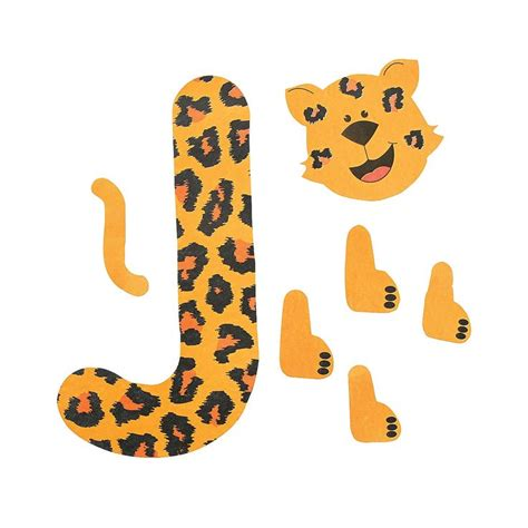 12 best alphabet letter j crafts images on pinterest