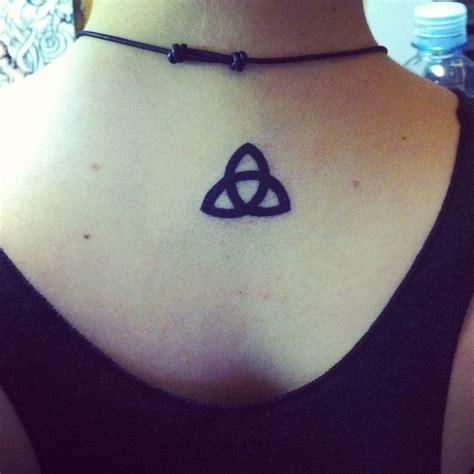 celtic trinity knot tattoo celtic knot tattoos