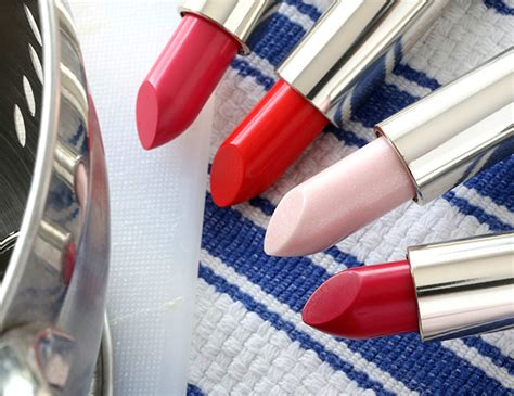 Guerlain G Geraldine guerlain is cooking up delicious new lip looks with seven