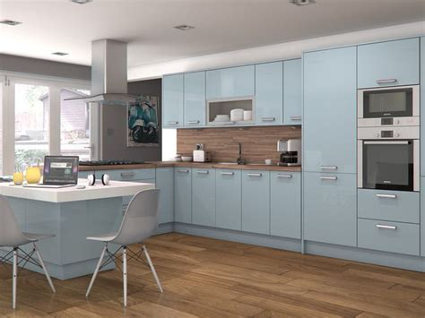 Diy Blue Kitchen Ideas Altino Petrol Blue Kitchens Buy Altino Petrol Blue Kitchen Units At Trade Prices Diy