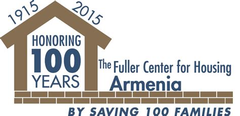 fuller center for housing commemorating the 100th anniversary of the genocide by building homes for 100 families