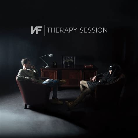 Session Cover nf announces album therapy session news new h2o