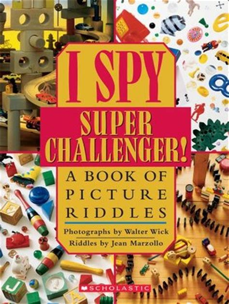 i a book of picture riddles i challenger a book of picture riddles by jean