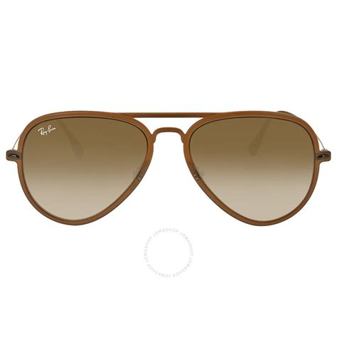 light brown aviator sunglasses brown gradient ray ban aviators www panaust com au