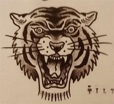 tattoo shop eagle river ak de 25 bedste id 233 er inden for traditional tiger tattoo du