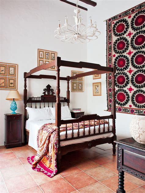 spanish interiors  color  interior decorating ideas