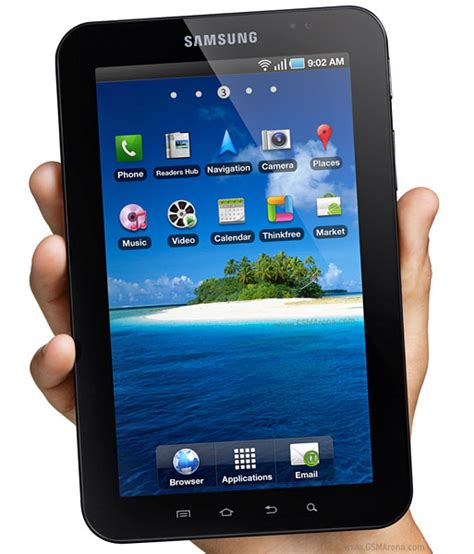Tablet Samsung Galaxy Samsung Galaxy Samsung Galaxy Tab P1000 Review