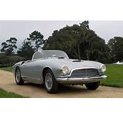 1956 Aston Martin DB2/4 Touring Spyder MkII